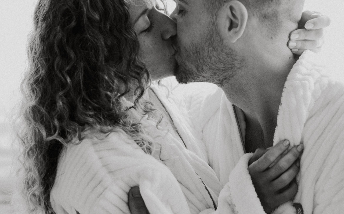 I softened into my feminine & attracted the most incredible partner